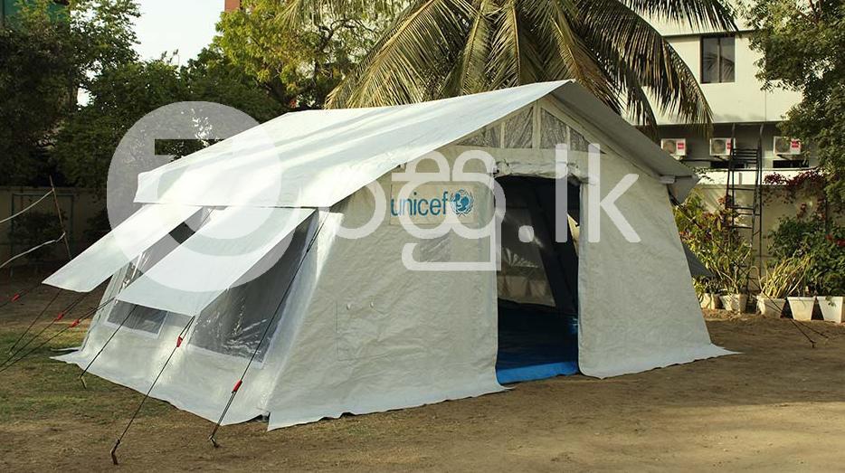CAMPING TENT 24 Square Meters Sports Equipment in Padukka