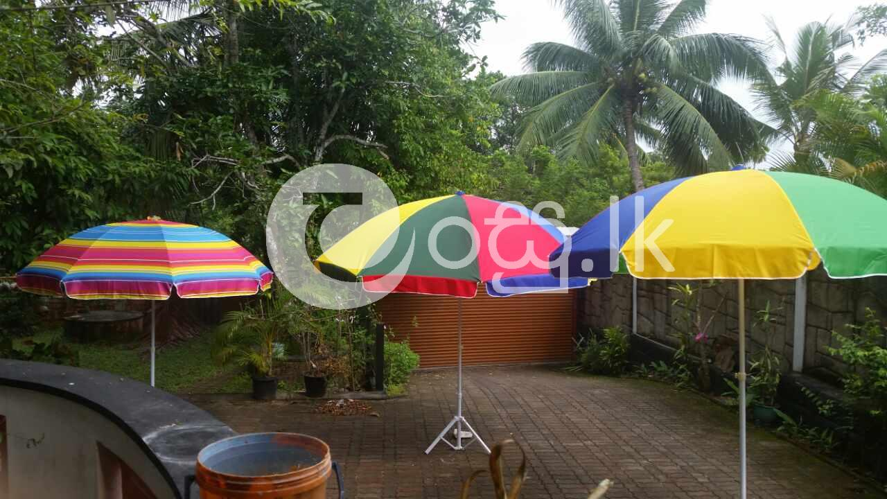 Umbrella & Garden 50% OFF! Powder Coated Frames worth Rs.4 000 for just Rs.2 000 Garden in Padukka