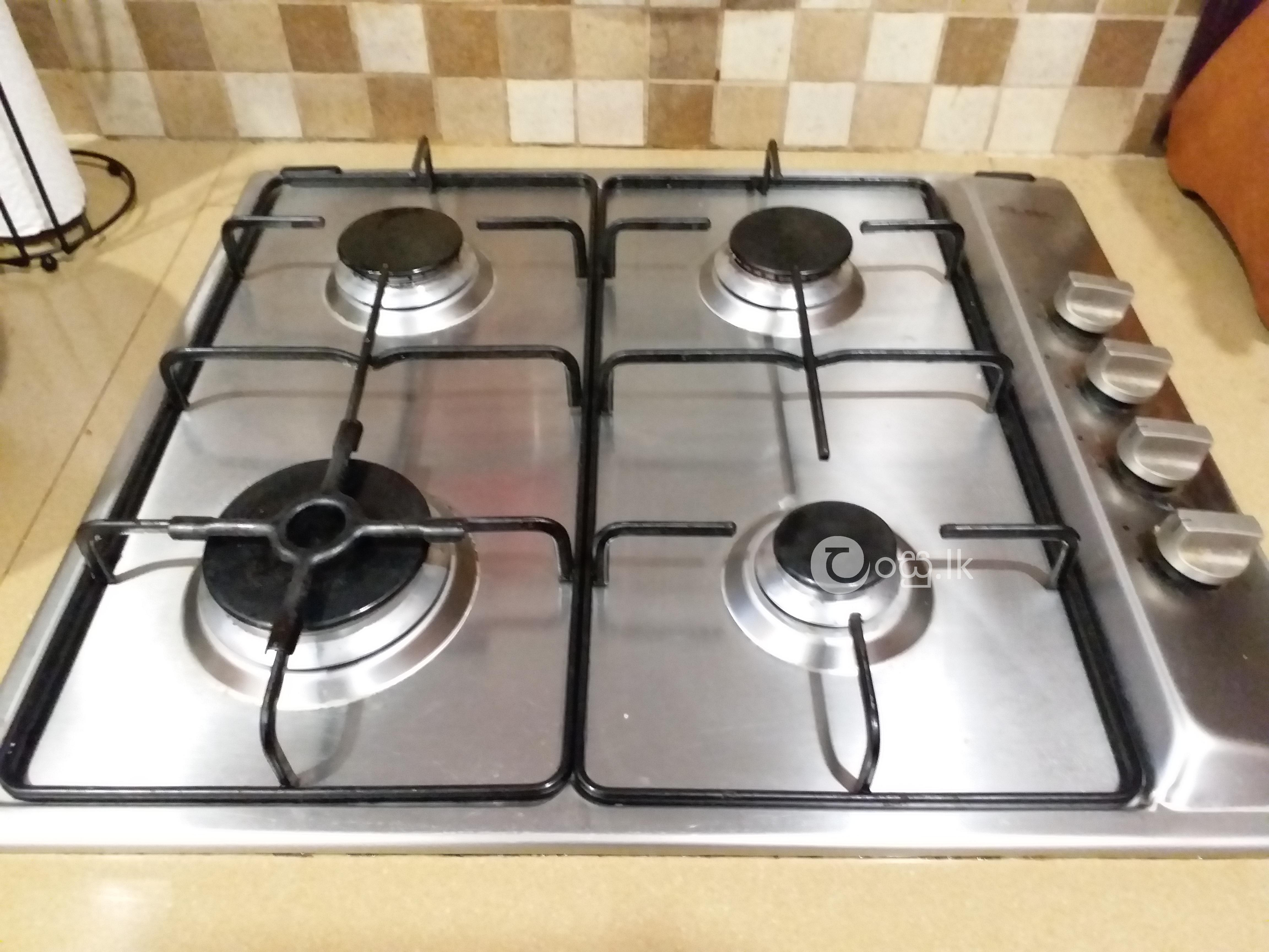ELBA tabletop 4 burner cooker Kitchen items in Mount Lavinia