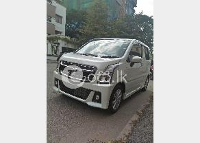 Suzuki Wagon R Stingray 2018 in Colombo 7