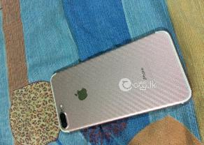 iphone 7plus rose(used) in Colombo 13