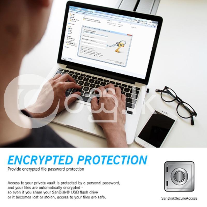 Sandisk 8GB Cruzer Fit USB Flash Pen Drives Computer Accessories in Dehiwala