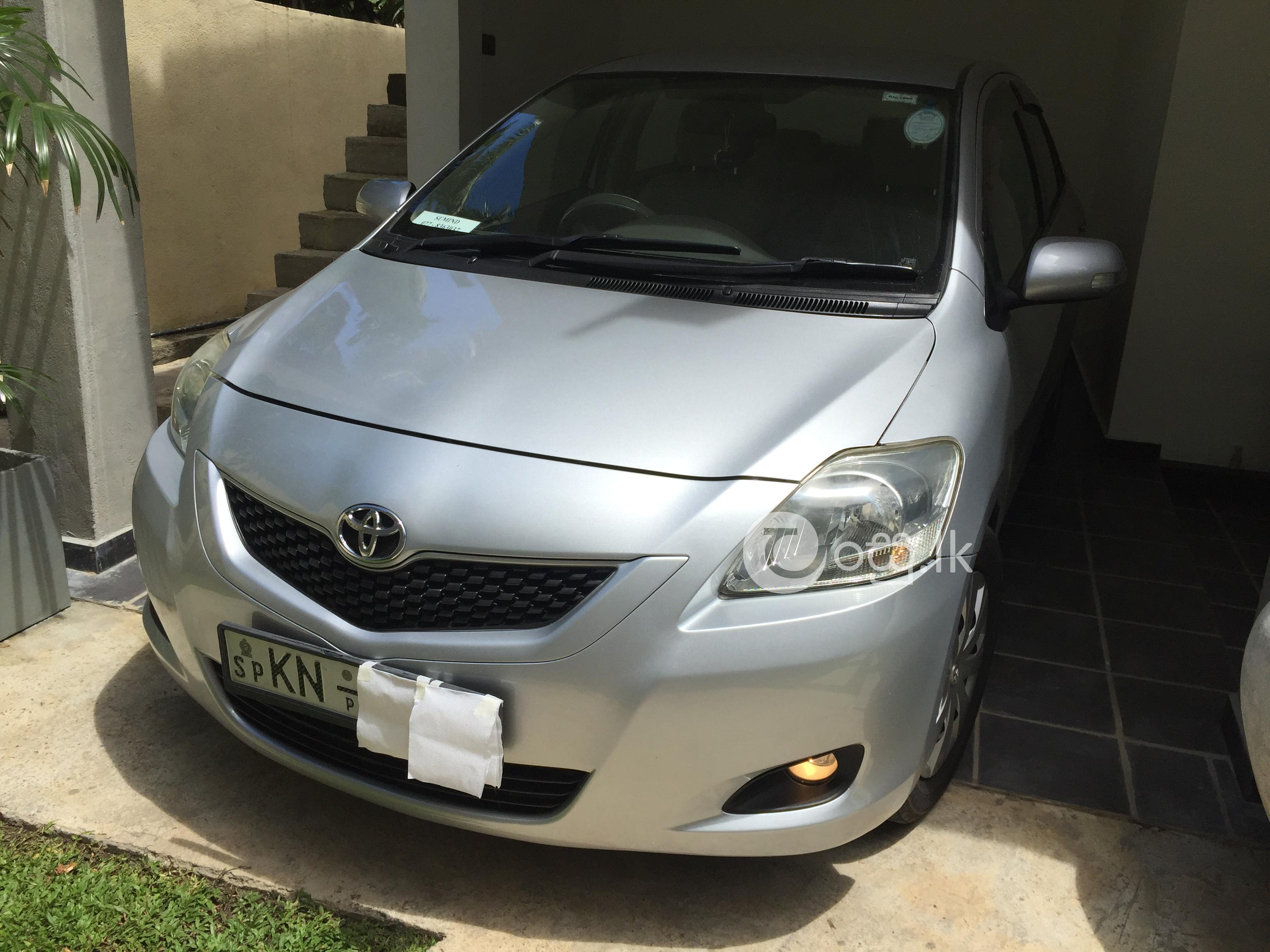 Toyota belta 1.3cc Cars in Galle