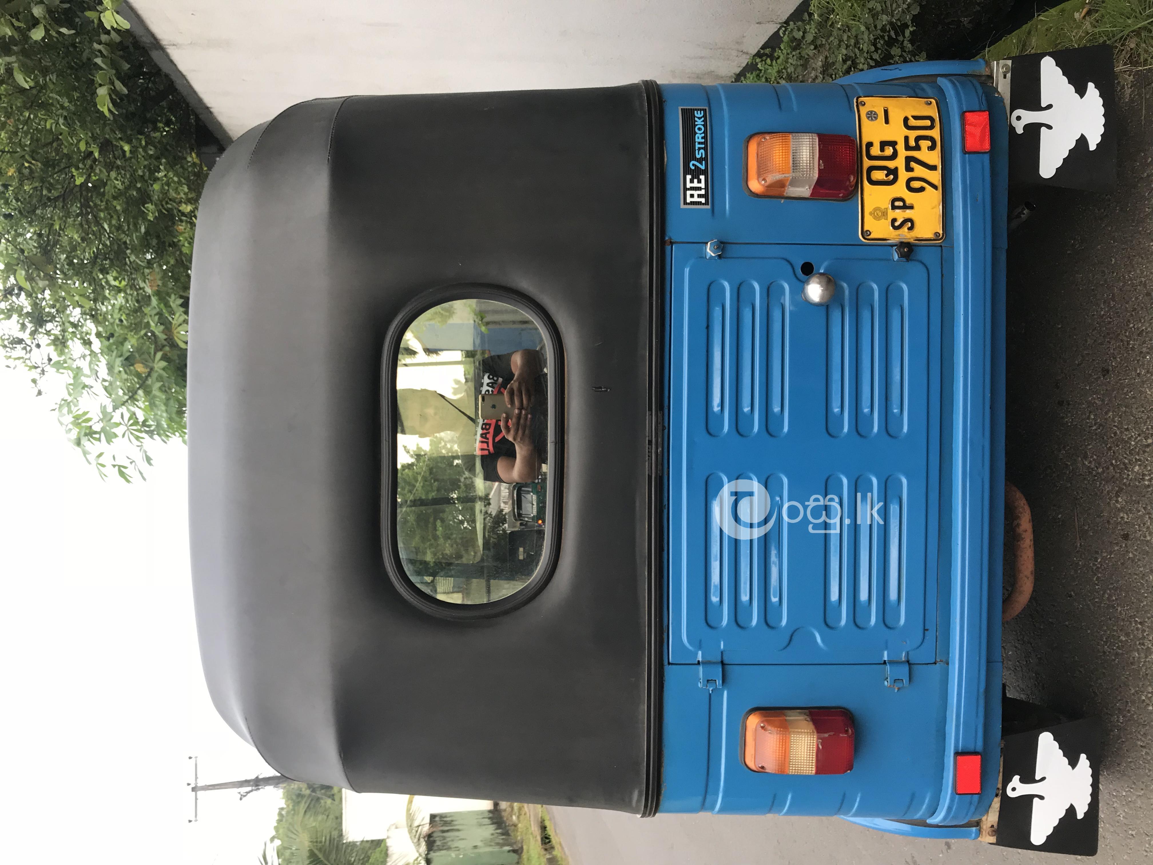 2Stroke Wheel QG 9750 Three Wheelers in Galle