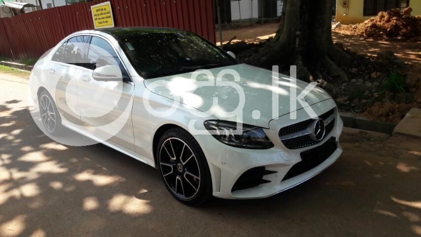 Mercedes Benz C200 AMG Edition 2020 Cars in Ambalangoda