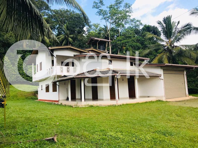 A Spacious Two Storied House for Sale in Pilana Galle Houses in Galle