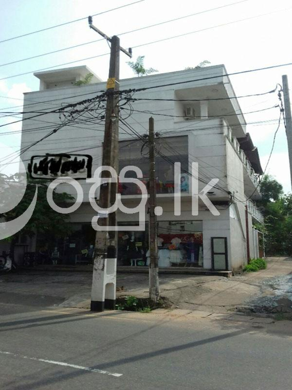 Valuable Commercial Building for Immediate Sale in Rajagiriya. Commercial Property in Malabe