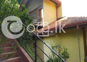 Two storied Morden House with Property in Bandarawela