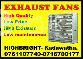 Exhaust fan srilanka   Exhaust fans srilanka in Kadawatha