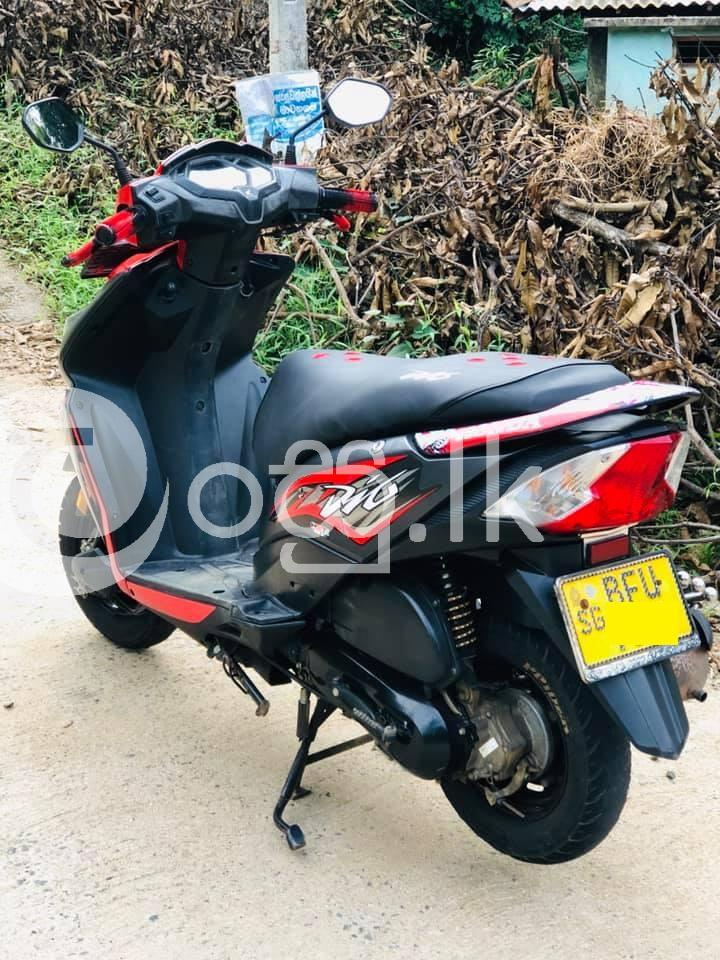 Honda Dio Motorbikes & Scooters in Kegalle