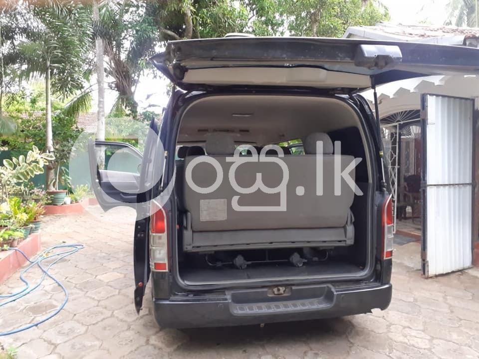 KDH semi hi roof Vans, Buses & Lorries in Kurunegala