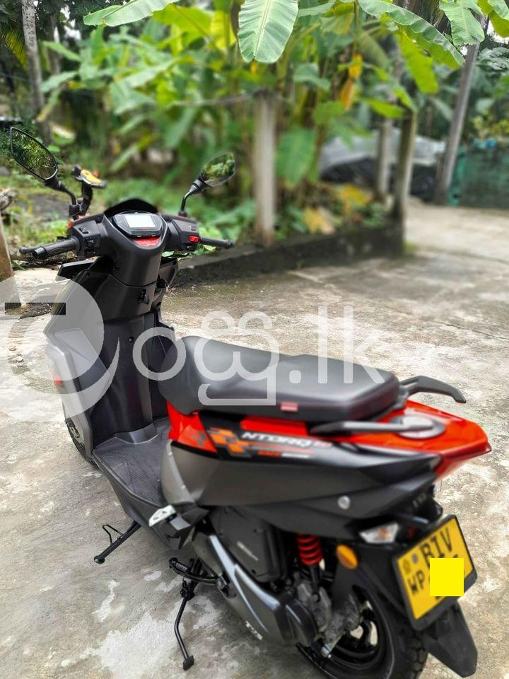 TVS N torq 2020 Racing edition Motorbikes & Scooters in Horana