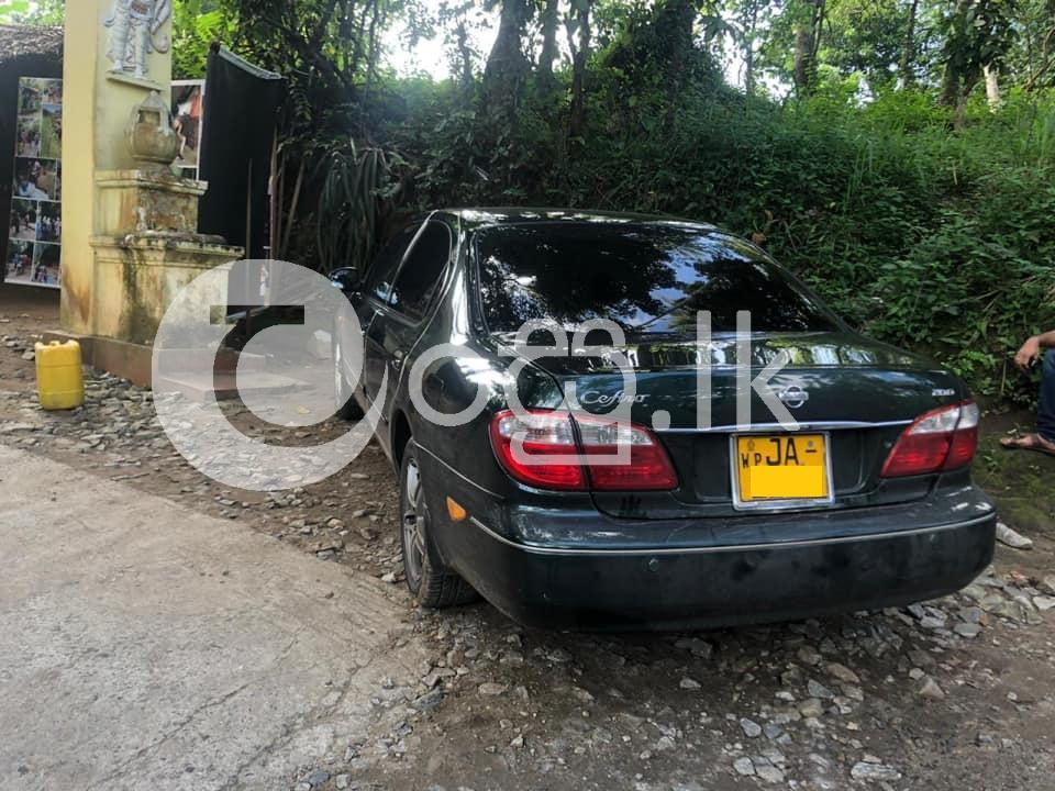 Nisan cefiro Ato Cars in Kandy