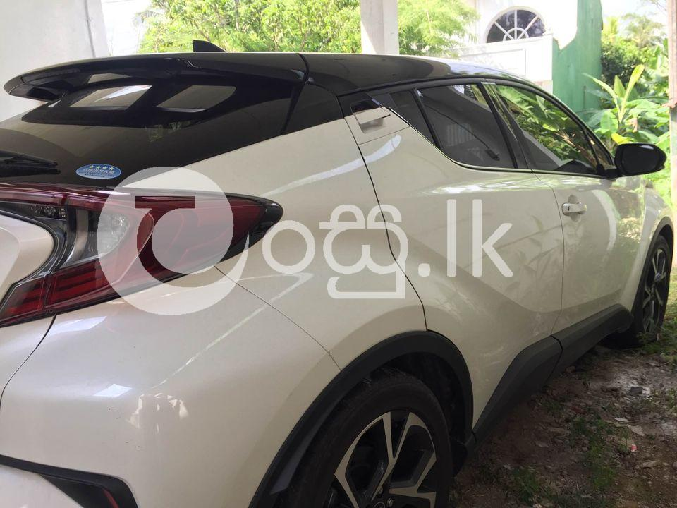 Toyota CHR for sale Cars in Gampaha