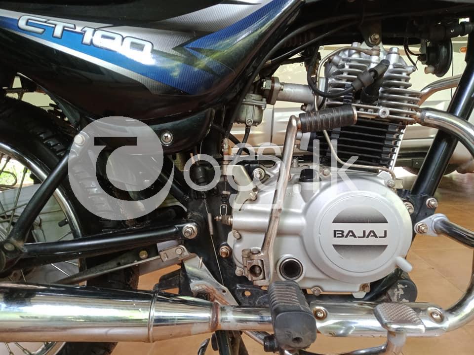 BAJAJ CT100 Motorbikes & Scooters in Gampaha