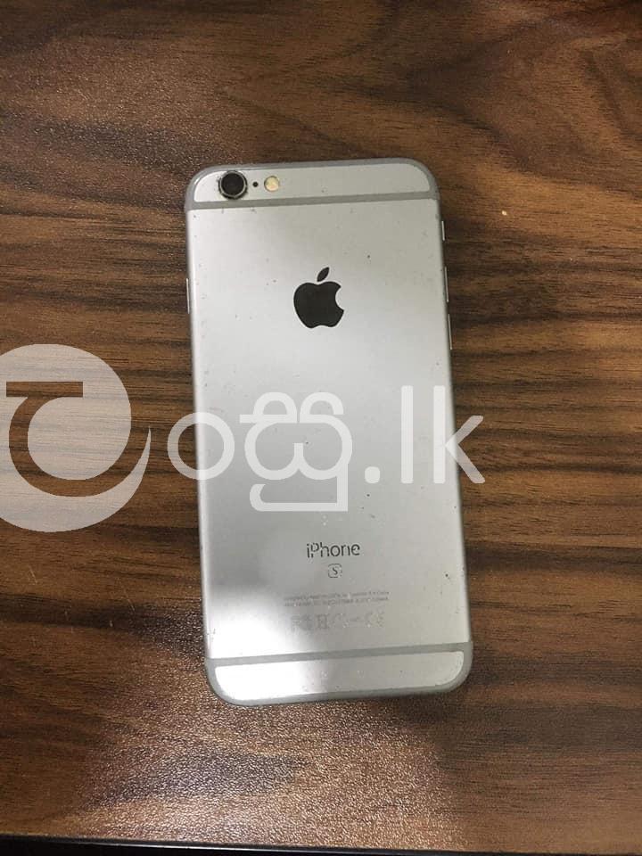 Apple iphone 6s (64GB) Mobile Phones in Nittambuwa