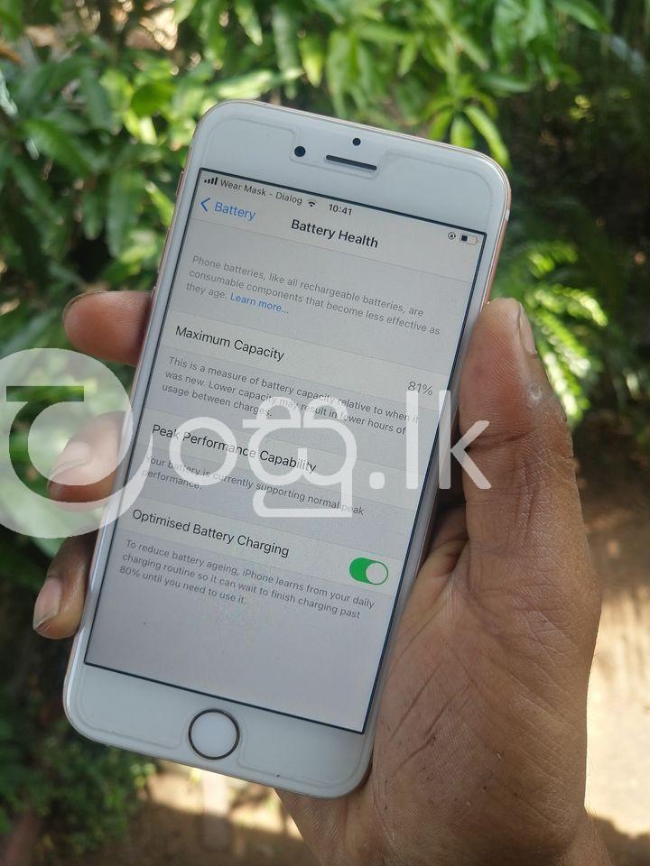 Apple iphone 6s 32gb mount lavinia Mobile Phones in Mount Lavinia