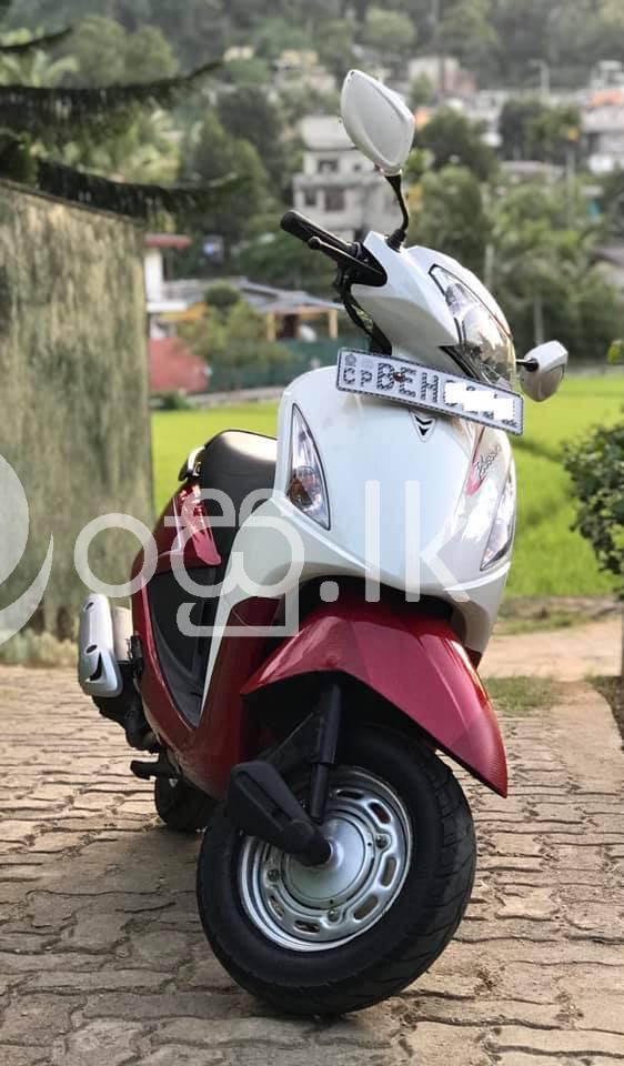 Hero Pleasure 2016 Motorbikes & Scooters in Kandy
