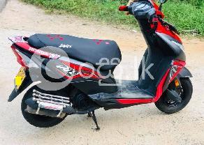 Honda Dio in Kegalle