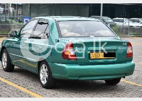 1999 Hyundai Accent in Boralesgamuwa