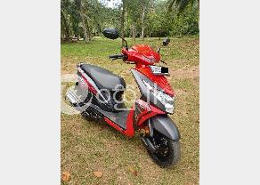 Honda dio  in Kurunegala