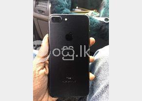 I phone 7 plus  in Aluthgama