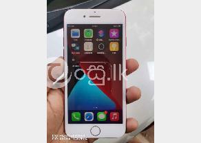 Iphone 7 128GB RED in Ja Ela