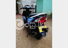 Honda dio  in Kandy