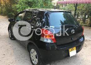 2007 Toyota Vitz in Negombo
