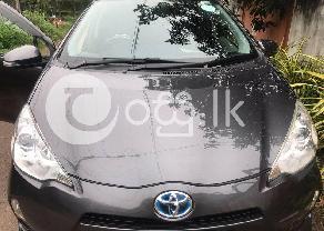 Toyota Aqua 2012 in Kesbewa