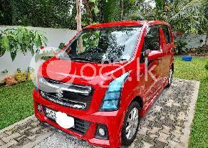 Suzuki wagon r in Galle