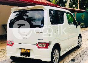 Wagon R fz Premium 2018  in Galle