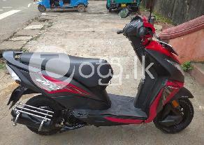 Honda Dio in Ratnapura