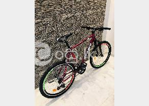 Imported full alloy mountain bicycle in Aluthgama