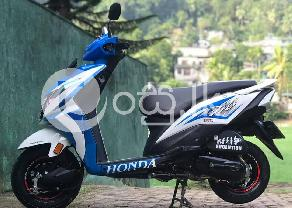 Honda Dio 2018 in Kandy