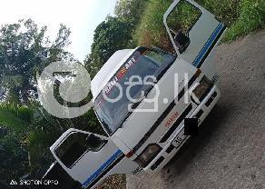 Isuzu Fargo Van in Colombo 1
