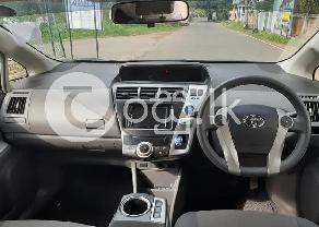 Prius Alpha CX S in Ja Ela