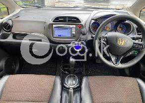Honda Fit Shuttle GP2  in Kotte