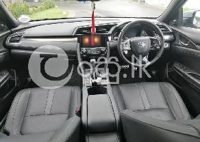 Honda Civic Ex Pack 2017  in Dehiwala