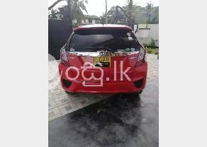 Honda Fit GP 5 S Grade  in Colombo 1