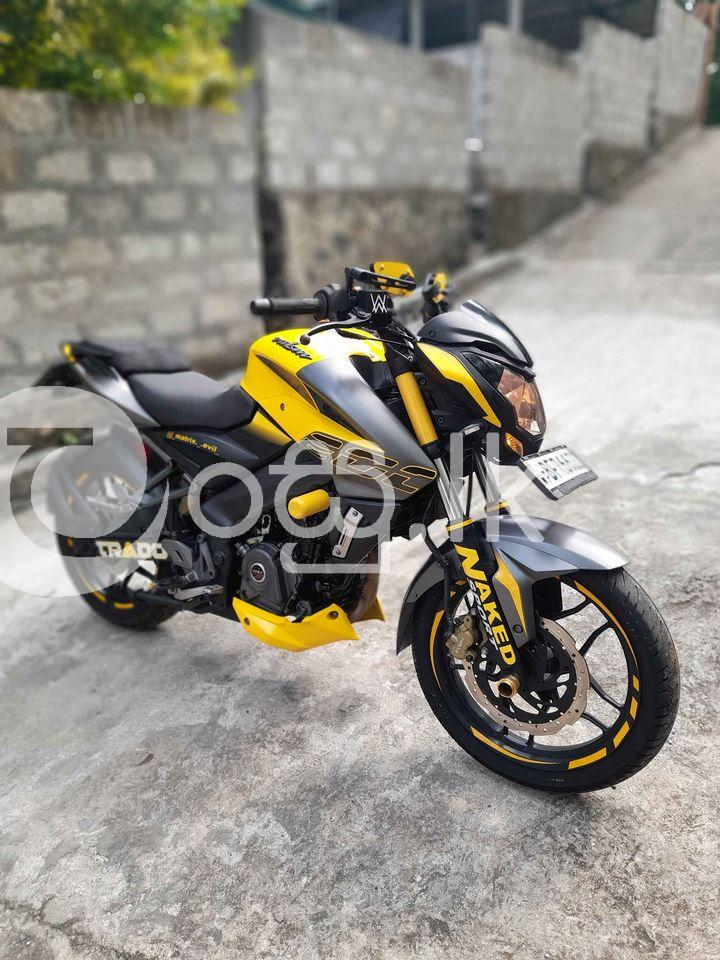 Bajaj pulser 200 Ns Horana Motorbikes & Scooters in Horana