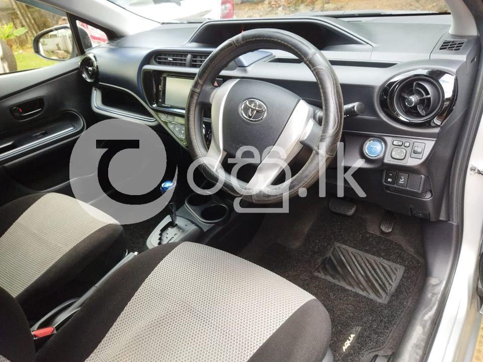 2015 Toyota Aqua Cars in Kottawa