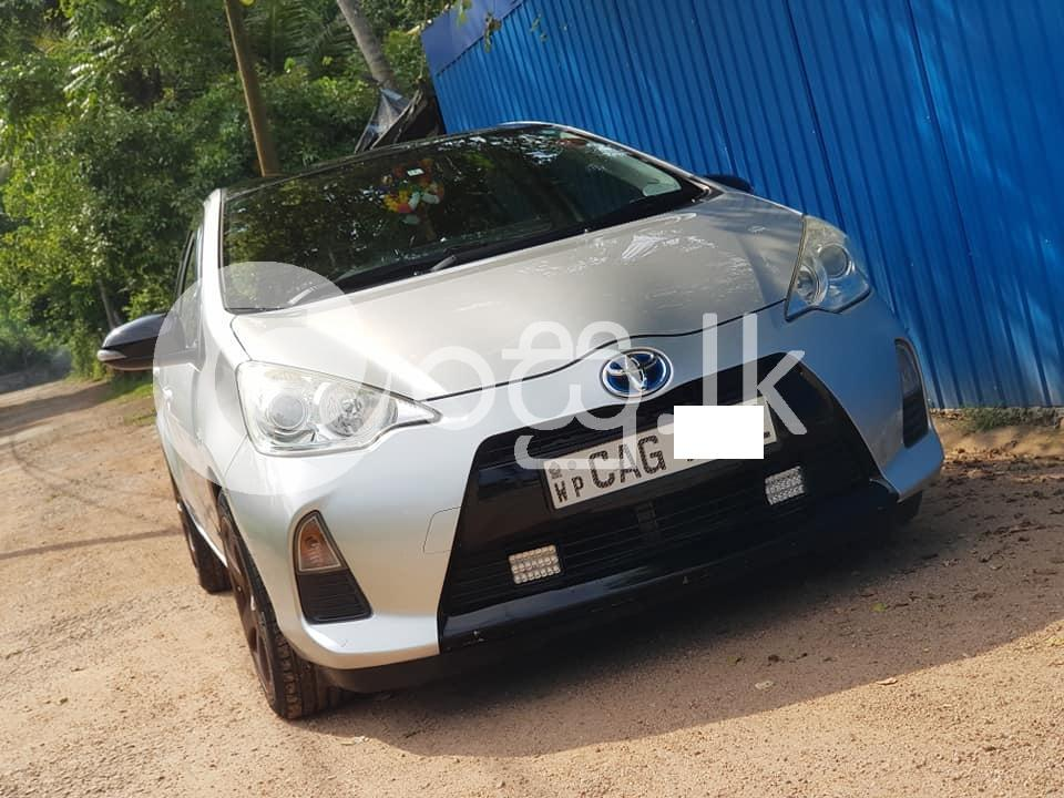 Aqua 2014 Cars in Gampaha