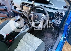 Toyota Aqua S limited 2014 in Anuradhapura