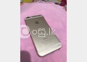 Iphone 6 64 gb gold in Dehiwala