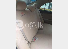 Toyota axio seat covers in Colombo 1