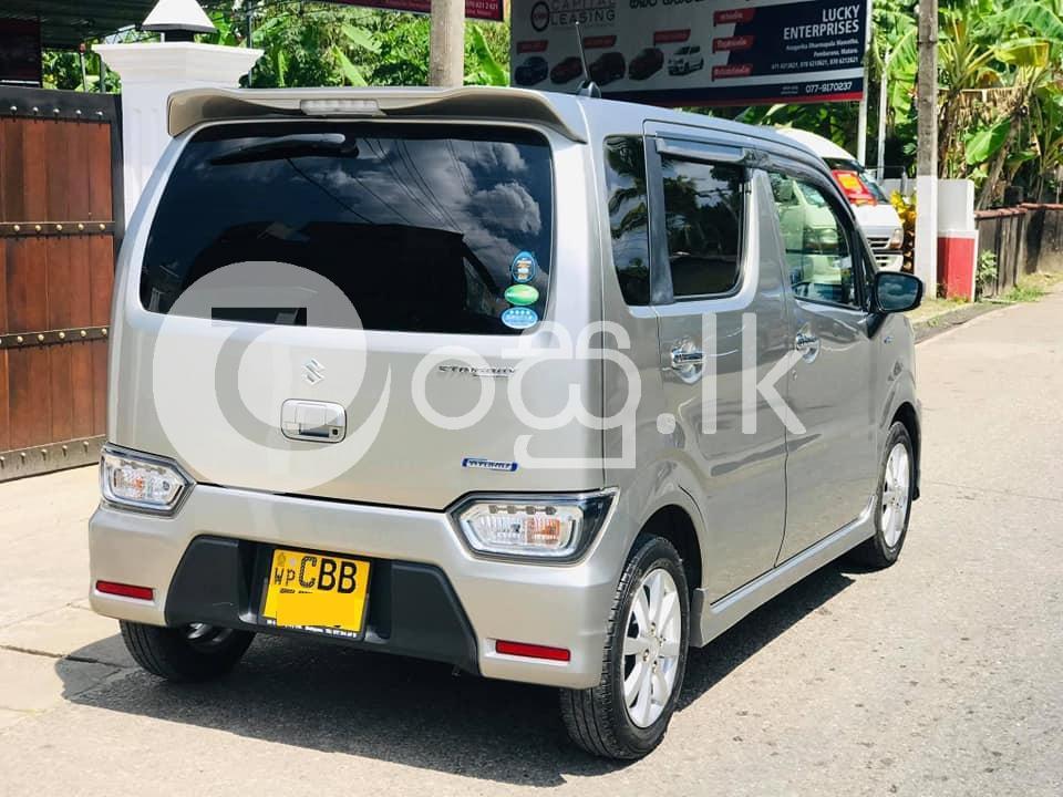 Suzuki Wagon R Stingray  Cars in Matara