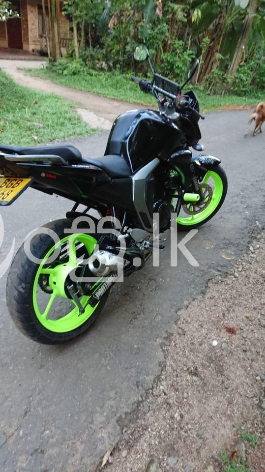 Fz ver 2.0 Motorbikes & Scooters in Kegalle