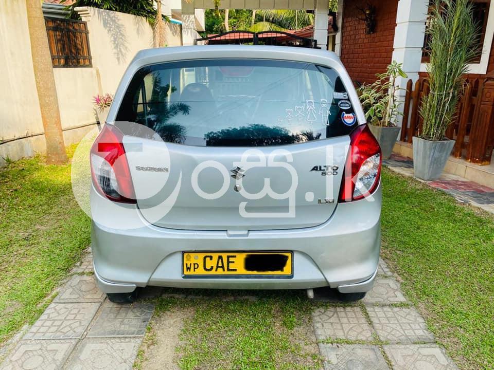Suzuki Alto LXI 2014 Cars in Gampaha