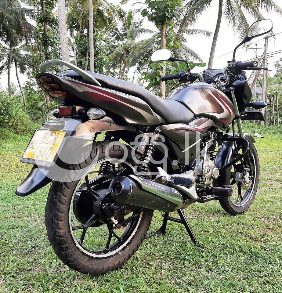 Bajaj Discover 125M 2015 Motorbikes & Scooters in Kurunegala